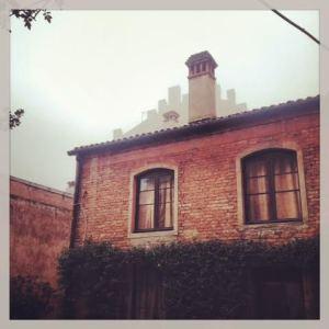 Fabrica Fortuny alla Giudecca