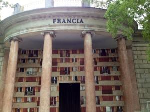 Giardini della Biennale - Padiglione Francia