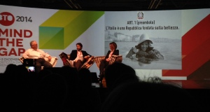 Bto 2014 Intervista a Franceschini
