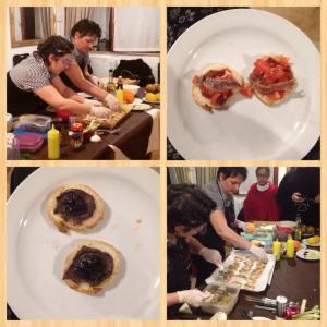 Cook in Venice - Cicchetti Demo