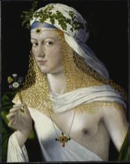 Bartolomeo Veneto Ritratto di donna