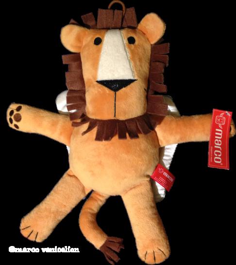 Marco, il leone alato