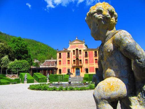 Villa Barbarigo Valsanzibio