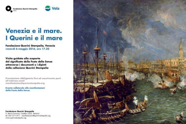 Venezia e il Mare. Querini Stampalia