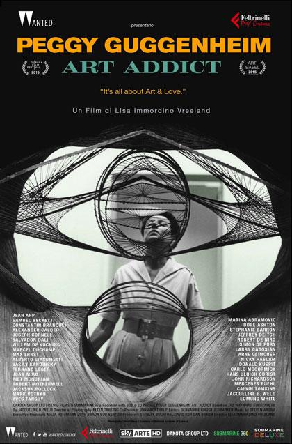 Peggy Guggenheim - Art Addicted