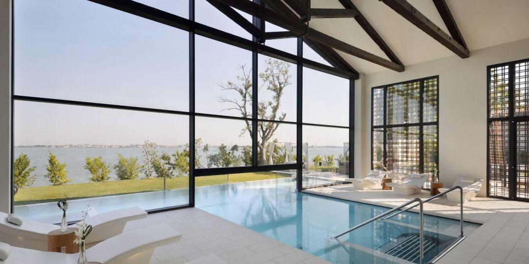 Vitality Pool presso JW Mariott (credit Hotel JW Mariott)