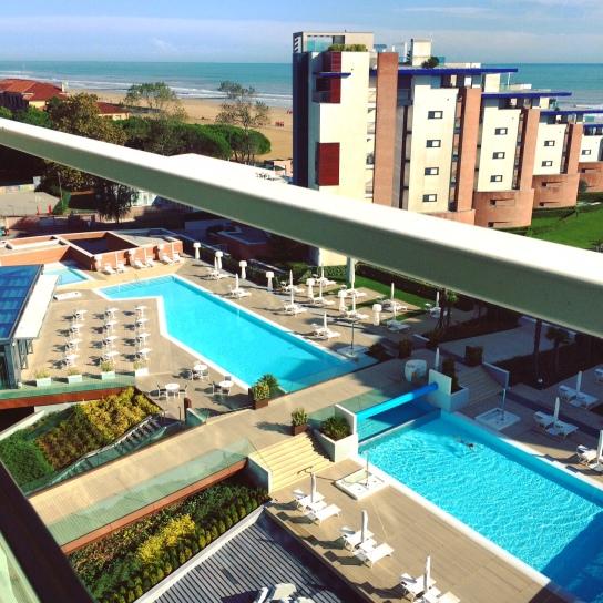 Piscine Almar Hotel Jesolo