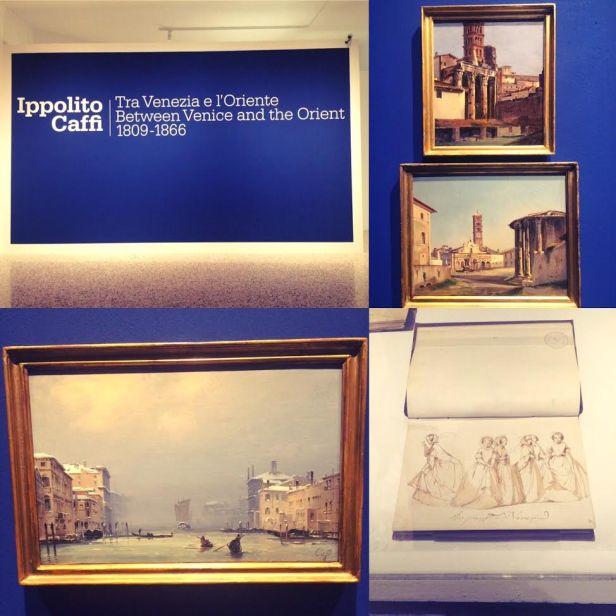 Ippolito Caffi al Museo Correr