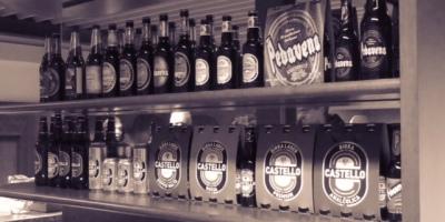Le birre prodotte dalla Fabbrica di Pedavena