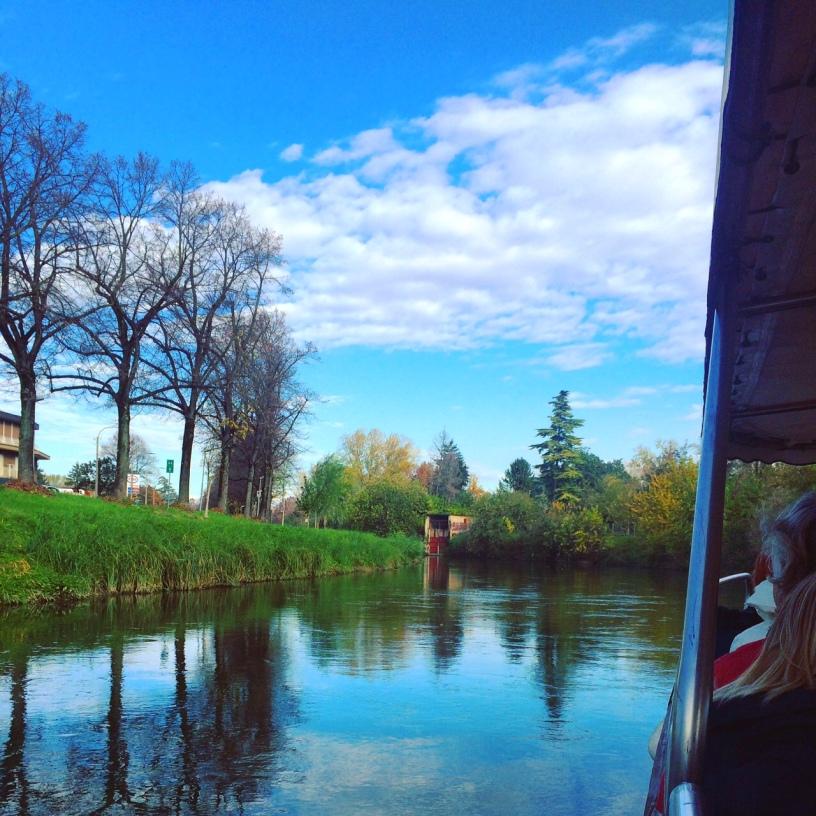 Padova dall'acqua con la Padovanella di Delta Tour
