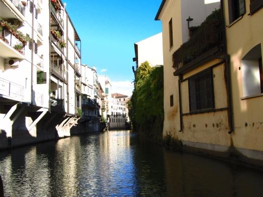 Padova dall'acqua