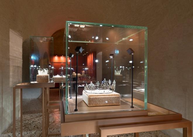 Museo del Gioiello - Sala Simbolo (credits by Cosmo Laera, Comune di Vicenza)