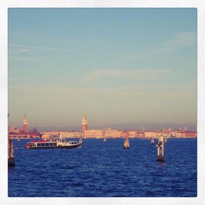 Venezia - vista dal Lido