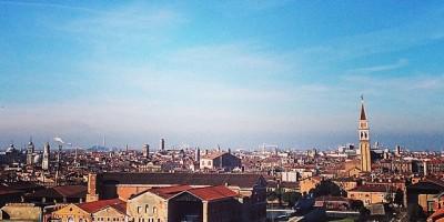 Venezia dalla Torre dell'Arsenale