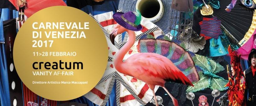 Creatum Vanity Affair - Carnevale 2017 a Venezia