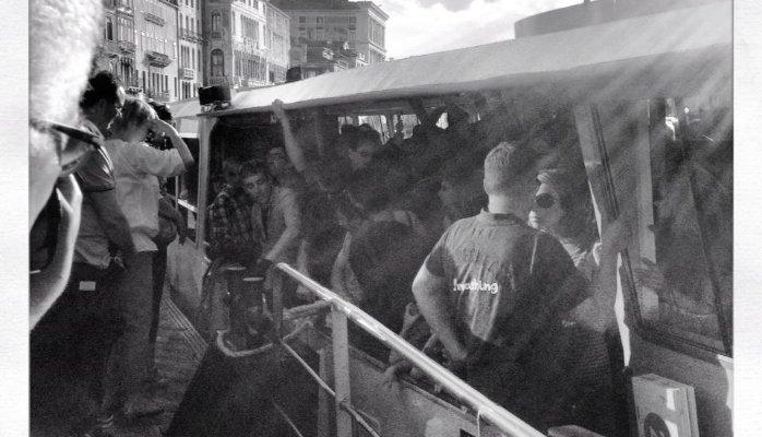 Assalto al vaporetto | Venezia