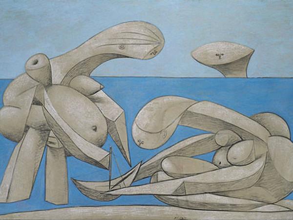 Pablo Picasso, Donne sulla spiaggia