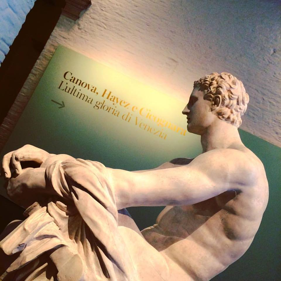Canova Hayez Cicognara   Accademia Venezia