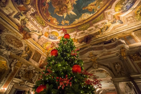 My Christmas Venice 2017 | Palazzo Zenobio