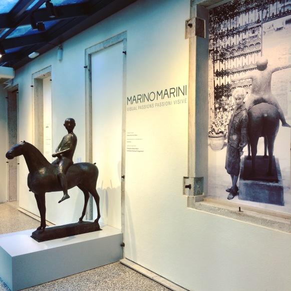 Marino Marini alla Fondazione Guggenheim
