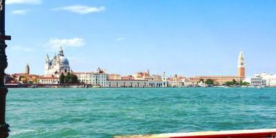 San Marco dalla Giudecca
