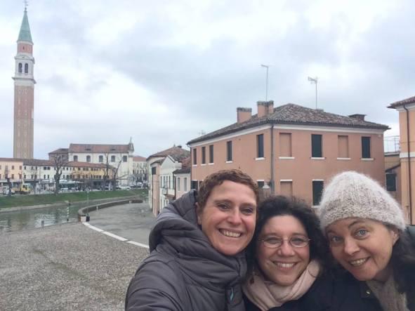 Dolo con le blogger Monica Cesarato e Roberta Zennaro