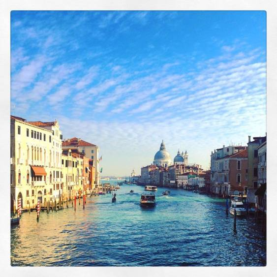 Canal Grande da Accademia