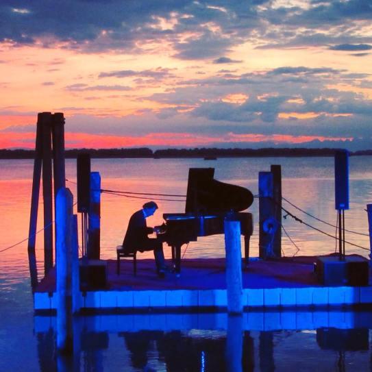Pianista al Tramonto - Ristorante ai Casoni
