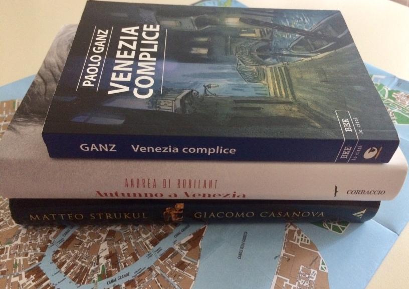 Libri su Venezia