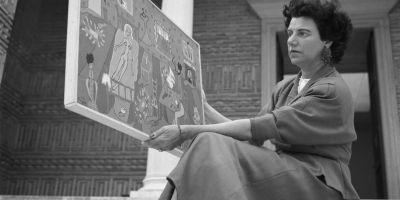 Peggy Guggenheim Biennale 1948