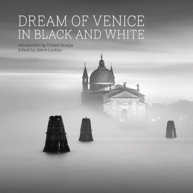 Dream of Venice in black and white