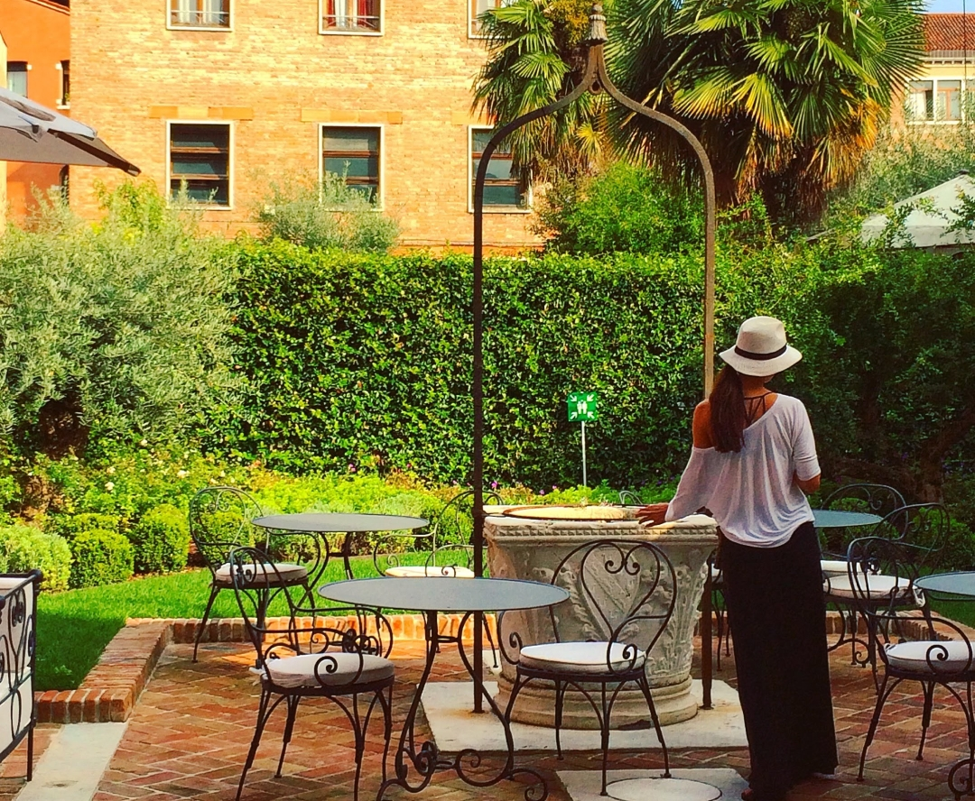 Giardini nascosti a Venezia
